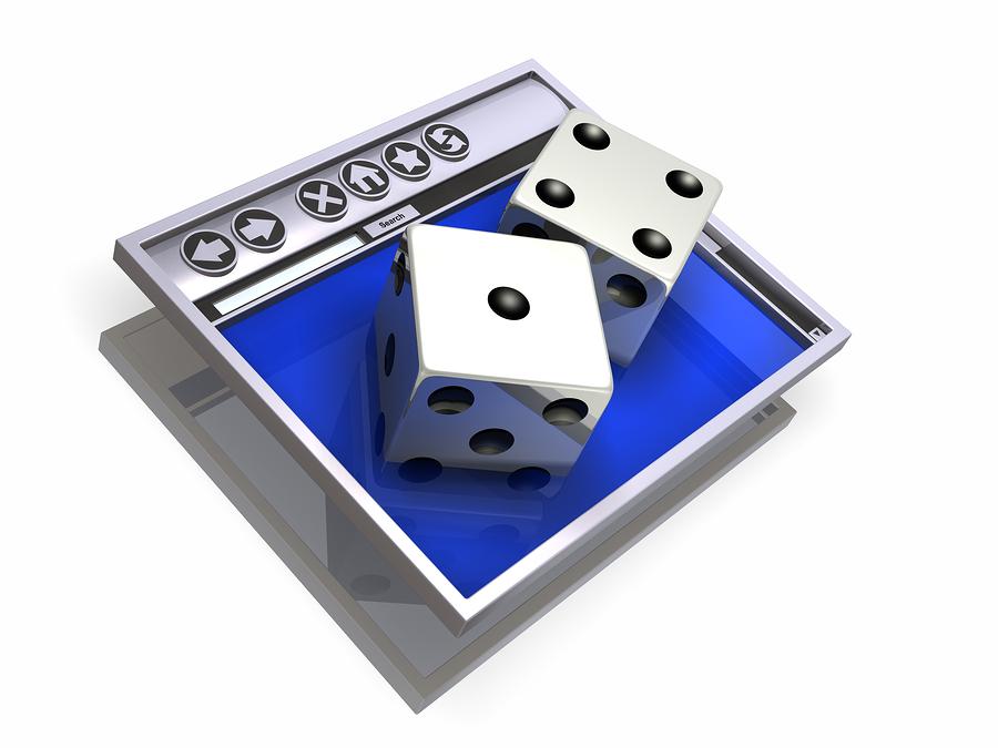 bigstock Online Gambling 2617390 Casinomjukvara